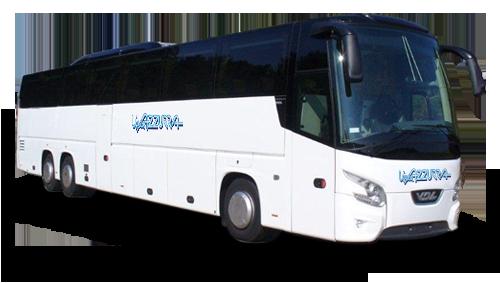 Bus and minibus rental - Linea Azzurra